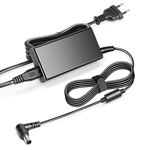 KFD 19V 2.1A 2.53A Adaptador Cargador Portátil Cable De Corriente para LG 19' 20' 22' 23' 24' 27' LG TV 24MT48S-PZ LED LCD Monitor Widescreen Ultrawide HDTV IPS236V IPS236-PN 34WK650-W Curved Gaming