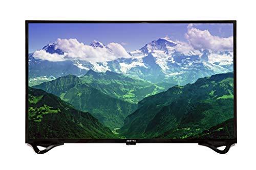 ZENYTH ZYS40FHD 2019 SMART TV LED FULL HD 40 Pollici Perfetta per Casa, Uffici e Alberghi, 1920x1080 Pixel, 60 Hz, 3 porte HDMI, 3 porte USB, HOTEL MODE, DVB-T2, Nero, Classe A
