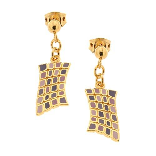 Bijoux pour tous - Women's Earrings - Brass - 1200245 VL.