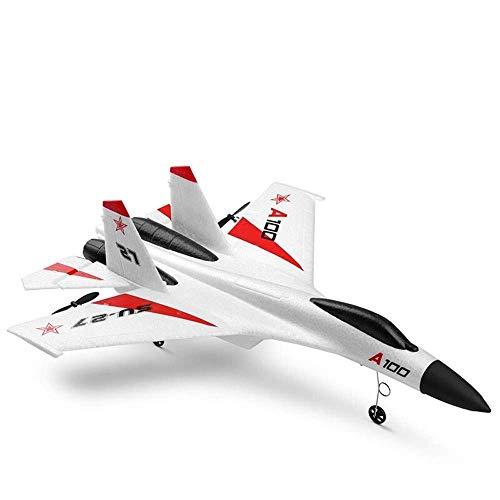 Su27 3ch Gyro integrato Anti-collisione RC Telecomando Telecomando Modello di elicottero Ala fissa FAI DA TE Piano Elettrico Inerdia Drene Droni giocattolo Glider Airplane EPP Foam 2.4G Giocattoli Fac