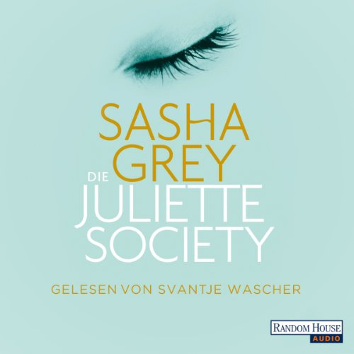 Die Juliette Society audiobook cover art