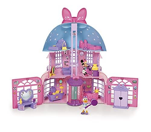 IMC Toys 182592, La Casa di Minnie e le aiutamiche