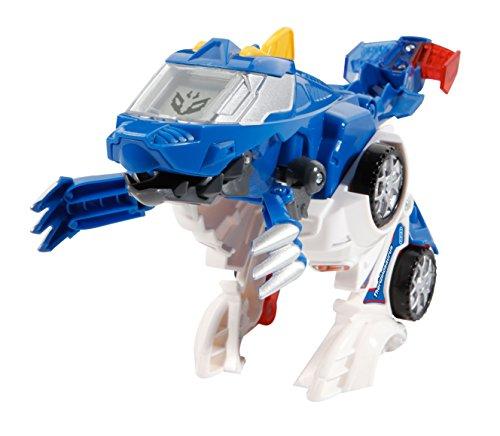 VTech Switch and Go Dinos Therizinosaurus – Dino-Auto-Transformer – 2in1 Spielzeug mit Dinostimme, Geräusch- und Lichteffekten – Für Kinder von 3-8 Jahren