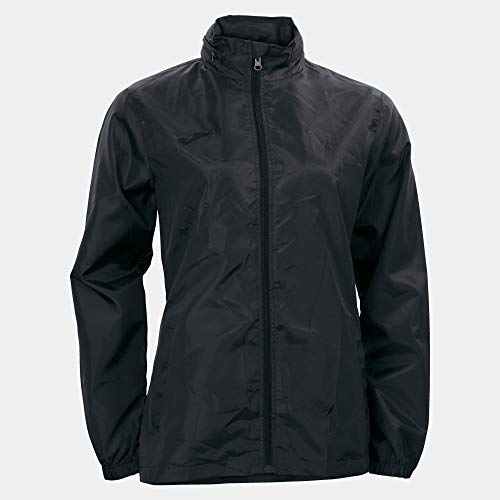 Joma Damen Regenjacke, schwarz Negro, 2XL, 900037.100
