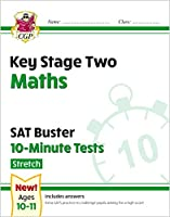 New KS2 Maths SAT Buster 10-Minute Tests - Stretch
