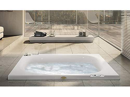 Jacuzzi City Spa minipiscina de hidromasaje empotrada indoor y outdoor 9444-75152