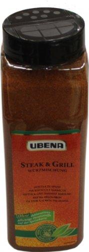 Ubena Steak- und Grill-Würzmischung (600g Gastro Streuer)