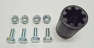 LiftMaster 41A4795 Coupler Hardware Kit Garage Door Opener Chamberlain Craftsman