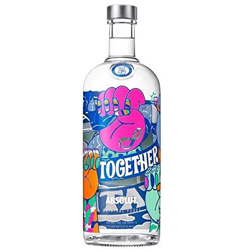 Absolut Vodka Together Limited Edition (1 x 1l)