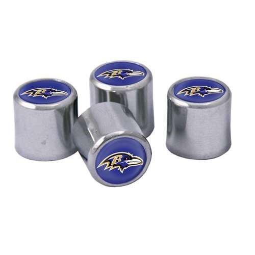 Stockdale Baltimore Ravens Valve Stem Caps by