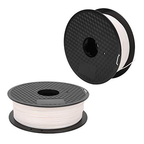 Accesorios de impresora 3D, pequeño filamento de impresora 3D conveniente de 1.75 mm de alta tenacidad para impresora para suministros de impresión