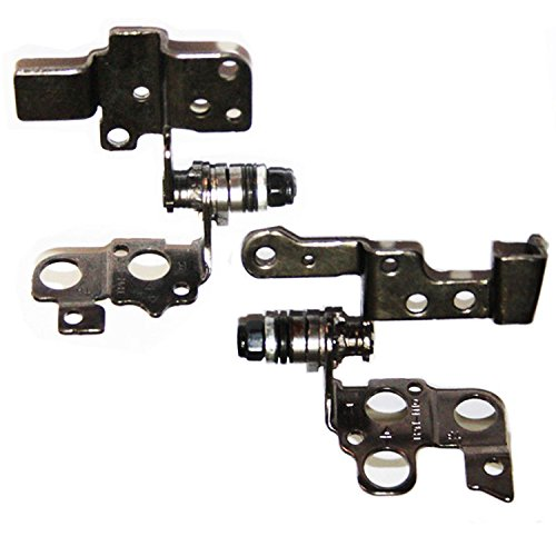 HK-Part Replacement LCD Hinges Set L+R for HP Envy 15-J000 15-J100 15-J000ER 15-J001AX 15-J007CL 15-J010US 15-J015TX Series LCD Screen Support Hinges Set Left Right P/N 720548-001