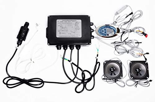Steuerbox DXD A005 für Whirlpool, Badewanne, Jacuzzi, Steuerung, Panel