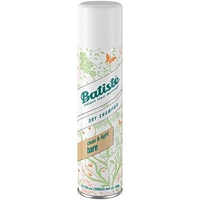 Batiste Dry Shampoo, Bare Fragrance, 10.10 fl. oz.