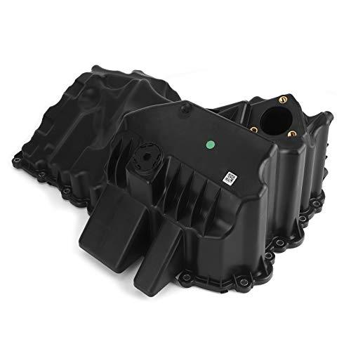 Cárter de aceite del motor Perfect Oil Sump para 228i, con deflector estabilizador de aceite