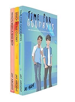 Oak River Boys Series: Books 1–3 (Gay Teen Romance) by [Jay Argent]