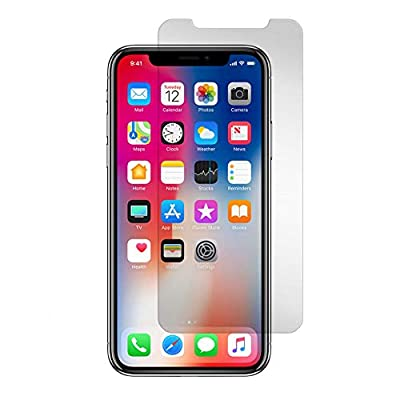 Gadget Guard - Black Ice Edition Tempered Glass Screen Guard for Apple iPhone 11 Pro/Xs/X - Clear from Gadget Guard