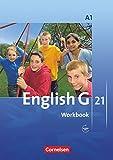 Workbook für den Englischunterricht in der 5. Klasse am Gymnasium