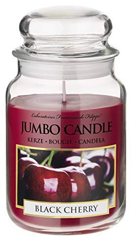 Jumbo Candle Duftkerze im Glas (groß) |...
