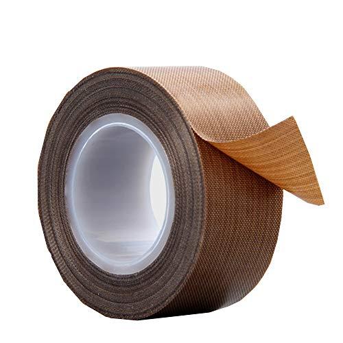 Teflonband, Hohe Temperaturbeständigkeit, Starke Haftung, Dichtband, Elektrisches Band Zum Versiegeln Von Maschinendraht 30 Mm X 10 M.Grown0.13.