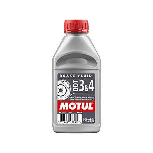 Liquido Freni MOTUL DOT3/DOT4 500 ML