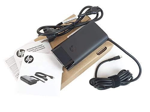 Alimentatore di rete per PC portatile HP Spectre 15 Spectre X360 15-BL 15T-BL Series Elitebook 90w USB-C Type C 904144-850 2LN85AA #ABU, TPN-DA08, 940282-003, 904082-003