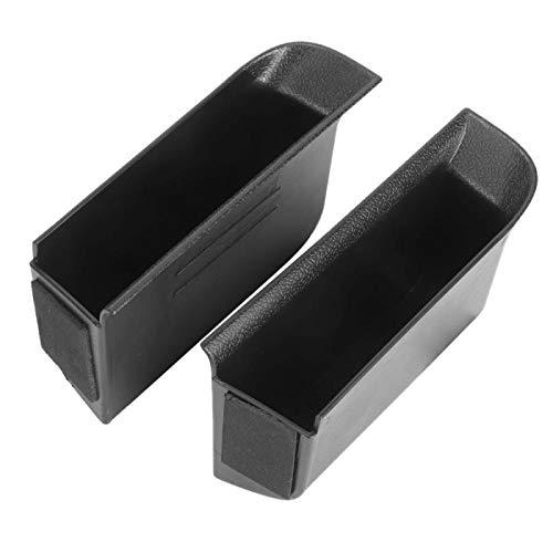 vitesurz Caja de plástico para reposabrazos de Coche, manija de Puerta, guantera de Almacenamiento, Soporte para teléfono, para Mercedes Benz Clase B W247 / GLB Clase X247 2019+