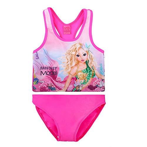 Top Model niñas Trajes de baño, bañador, Swimwear, Pink