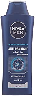 NIVEA FOR MEN Anti-Dandruff Power Shampoo with bamboo extract 400 ml