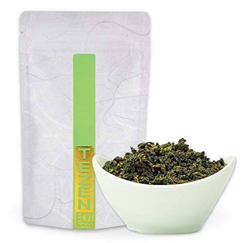 Golden Osmanthus Oolong (Huang Jin Gui) aus Fujian, China | Hochwertiger chinesischer Oolong Tee | Natürlich aromatisierter Oolong mit Osmanthus Blüten (100g)
