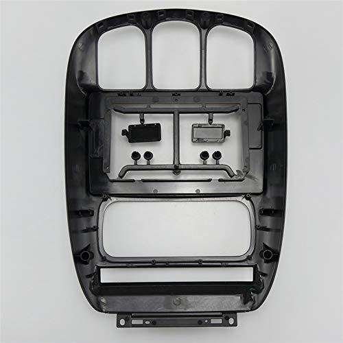 wenxin 10.1 Pulgadas Fasxia Audio Audio Frame Coche Radio Fascia, Navegación GPS Panel Fascia Fit For 2006-2012 Chrysler Grand Voyager, Marco Radio Coche