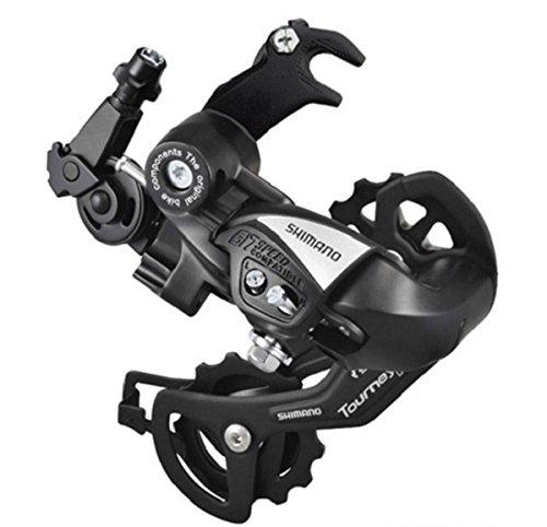 Shimano Mtb Sin Grupo - RDTX55B  Cambio Tourney Tx55 6/7 Velocidades, ( con pata)