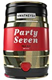 Watneys Party Seven - Pale Ale - 4.2% ABV - 5L Mini Keg - Citrus Aroma with Biscuit Malt Base and Bitter Finish