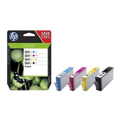 HP Tintenpatrone HP Nr. 364XL N9J74AE Value Pack
