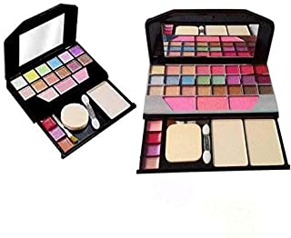 Womens and Girls TYA Fashion 6155 and TYA 5024 Multicolour 2 Makeup Kits - (Pack of 2)