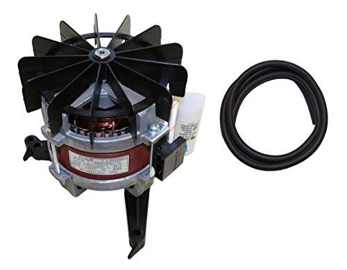 LESCHA Ersatzteil   Motoreinheit komplett 230 V für Betonmischer SM 125 S/SM 145 S/SM 165 S