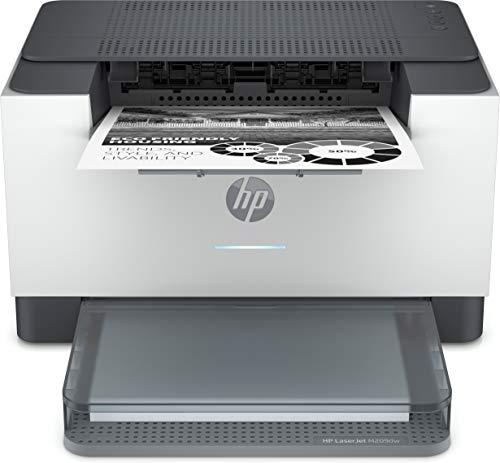 HP LaserJet Pro M118dw - Impresora láser monocromo, Wi-Fi, Ethernet (4PA39A)