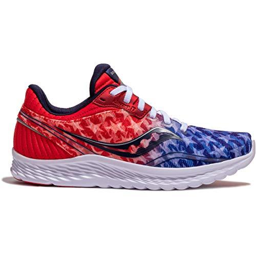 Saucony Kinvara 11 Coral, Zapatillas de Atletismo para Mujer