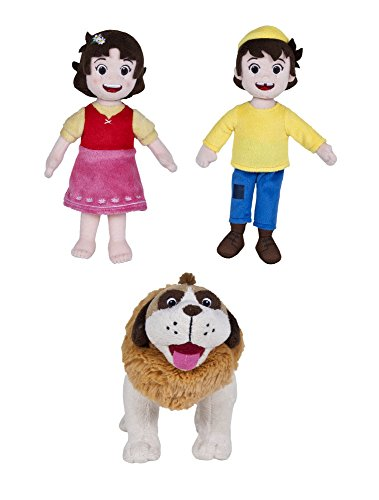 Unbekannt Heidi–760012762–Puppe Reinigungstuch (1Einheit, Modell zufällige)
