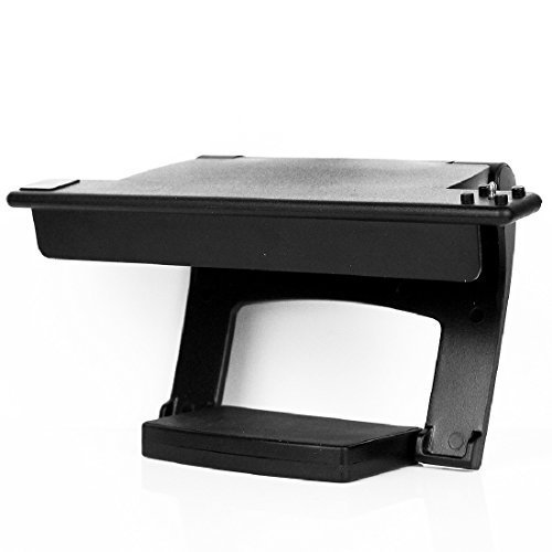 Black New Tv Monitor Mounting Clip Holder Stand For Playstation 4 Durable High Quality by Love Lover