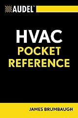 Audel HVAC Pocket Reference Paperback