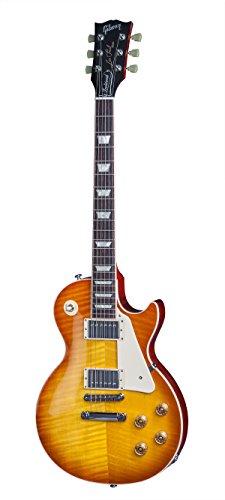 Gibson USA LPTD+LBCH1 Les Paul Traditional Premium Finish Light Burst E-Gitarre