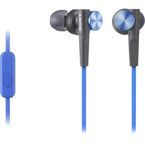 TopOne Sony MDRXB50AP L Earbud Headset Blue
