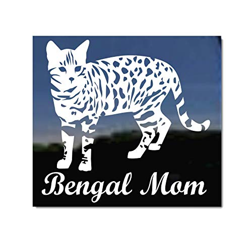 Bengal Mom Cat Vinyl...