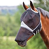 Fine Mesh Fly Mask With Ear Hole & Nose