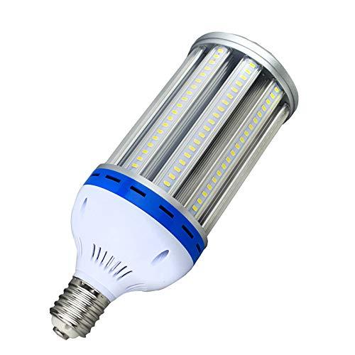 E40 LED 100W Mais Licht,5000K Ersetzen Halogen HID HPS Metall Kompakt CFL Glühbirne,10000 Lumen LED Lampe für Werkstatt Straßenbeleuchtung Carport Garten Hof [Energieklasse A+]