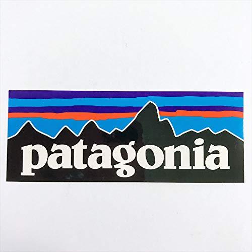 patagonia sticker パタゴニア ステッカー P6 アウトドア