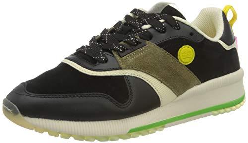 SCOTCH & SODA FOOTWEAR (SCPGH) Damen VIVI Sneaker, black
