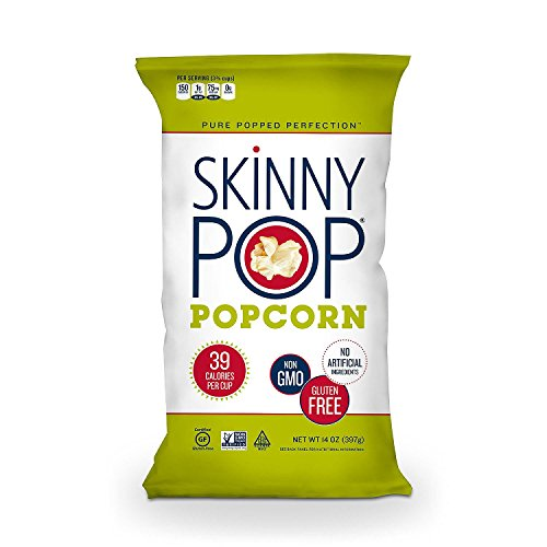 Fantastic Deal! SkinnyPop Popcorn, Original 14 oz. (pack of 2) A1