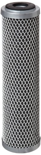 Pentek - 455903-43 FloPlus-10 Carbon Block Filter Cartridge, 9-3/4